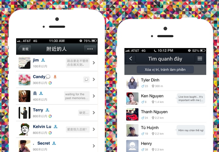 Asian Americans on WeChat