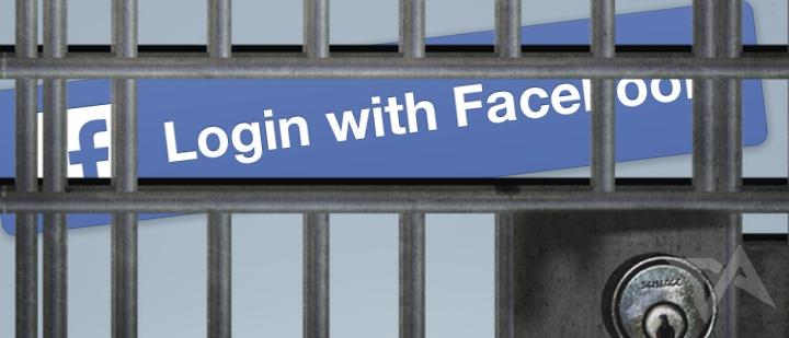 Facebook login Great Firewall