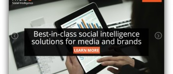 Frrole forays into social intelligence for marketing