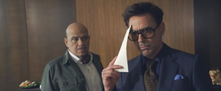 HTC new TV ads with Downey Jr