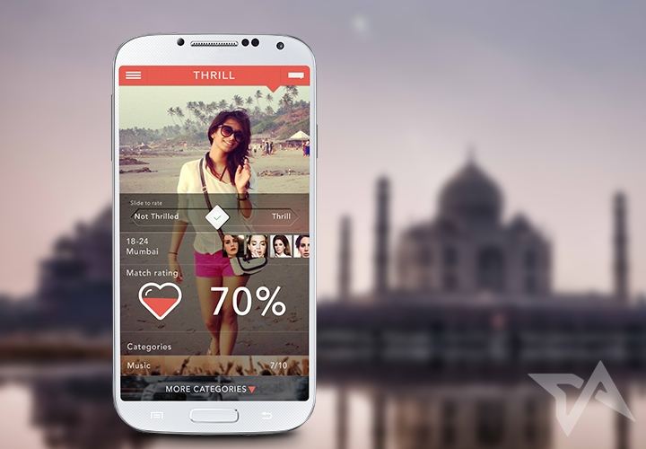 dating apps used in india