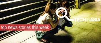 NOTW - Asia tech news this week