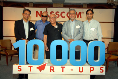Nasscom Opens 'Startup Warehouse' Co-Working Space