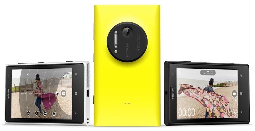 Nokia Lumia 1020 in China