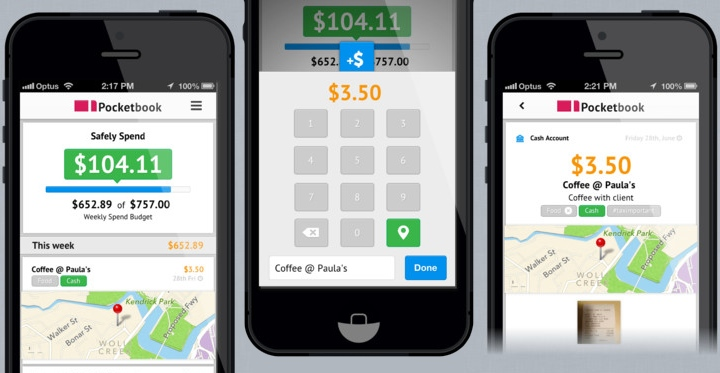 Pocketbook Launches Finance Mobile App