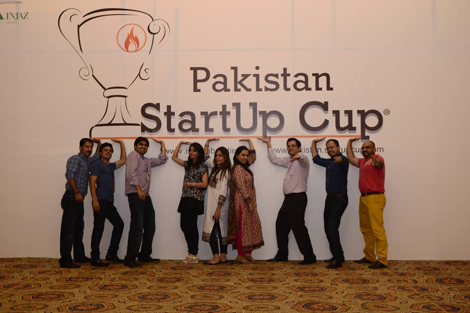 StartUp Cup in Pakistan