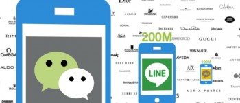WeChat, Line, and KakaoTalk for social marketing