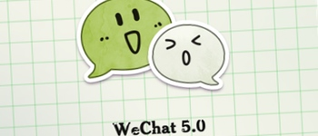 WeChat v5 Android update