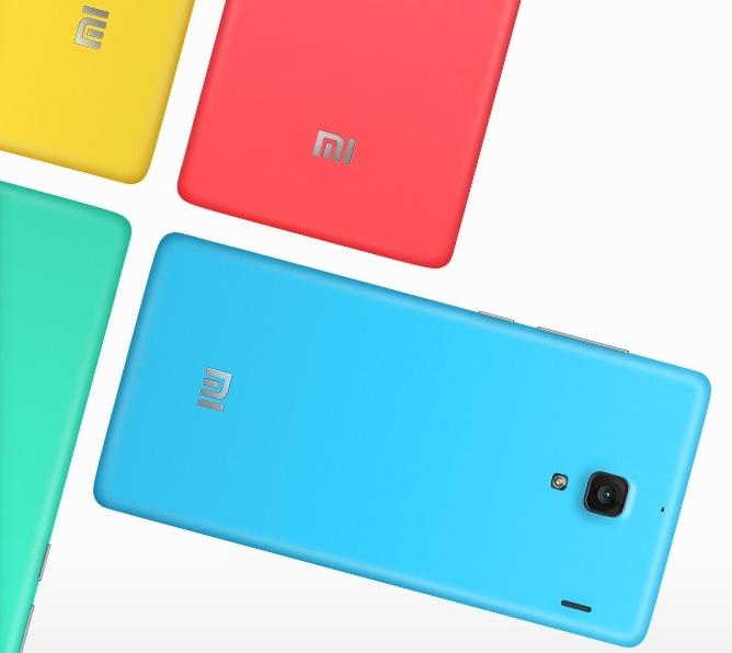 Xiaomi Hongmi sales