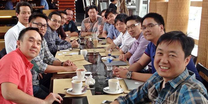 avcii alliance of venture capitals in indonesia