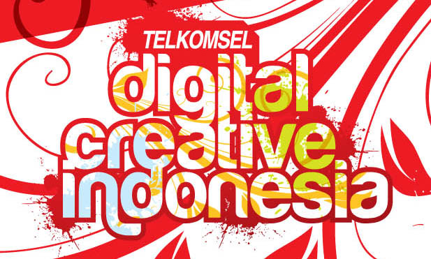 digital creative indonesia telkomsel