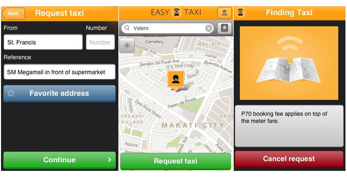 easytaxi-app