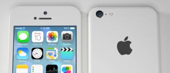 iPhone 5C in China