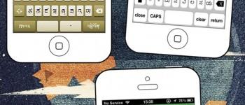 making Asian languages keyboard apps