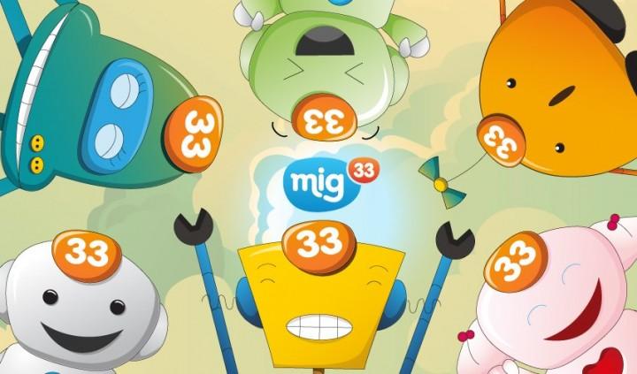 mig33 robots