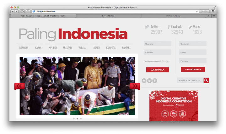 paling indonesia website