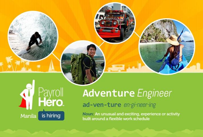 payrollhero adventure engineer