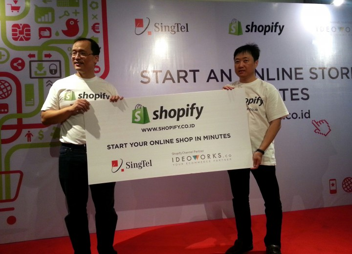 shopify launch indonesia