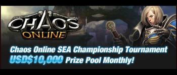 'Chaos Online' SEA Championship