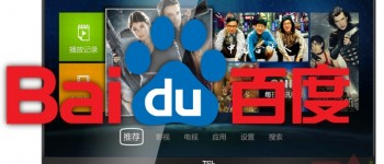 Baidu smart TV OS launched on TCL TV