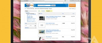 OLX India classifieds site