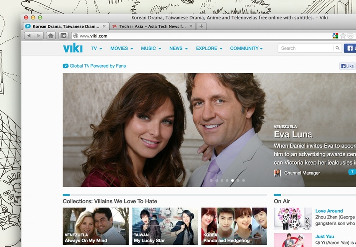 Rakuten acquires Viki video site