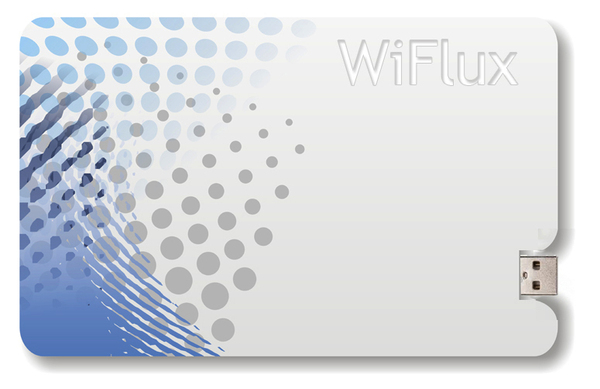 WiFlux wafer-thin wireless battery booster