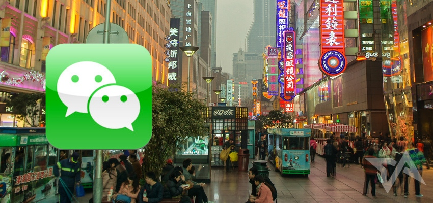 WeChat shakes up shopping in China