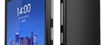 Xiaomi Mi3 in black