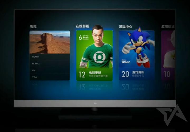 Xiaomi TV launch