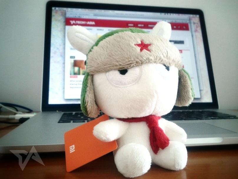 Xiaomi's mascot