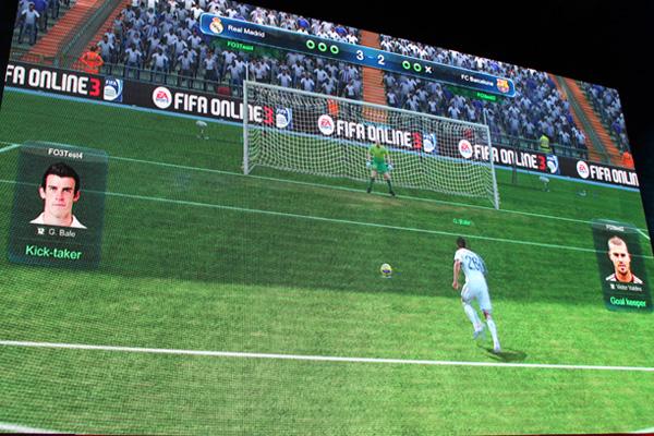 Gameplay Fifa Online