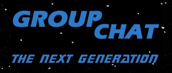 star trek group chat