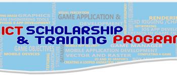 ICT Scholarship and Training Program
