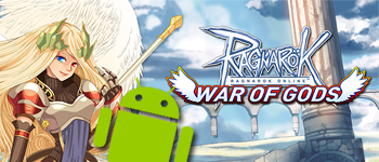 Mobile MMORPG Ragnarok: War of Gods