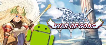 Mobile MMORPG Ragnarok: War of Gods