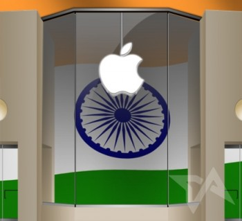 Apple store India plan