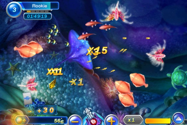 Chinese makers of Fishing Joy raise $50 million in funding