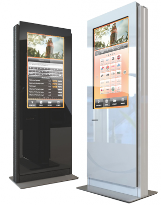 Touchpoint machines