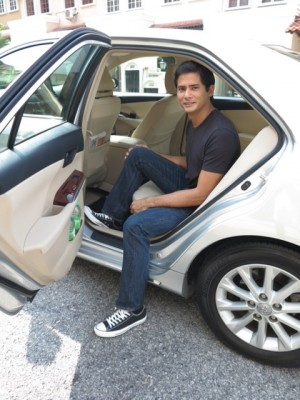 Uber KL with Alex Yoong