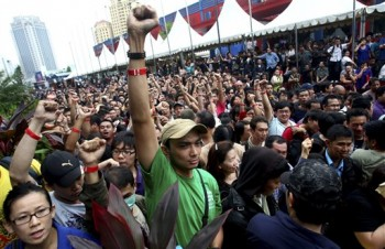 Indonesia Blackberry Frenzy