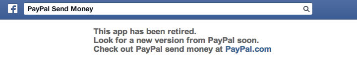 paypal send money