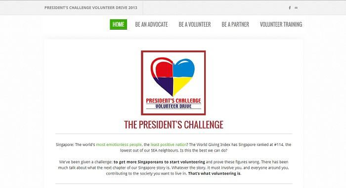 president-challenge