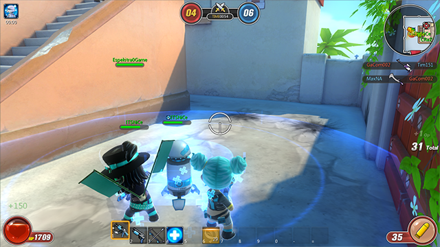 Avatar Star: third-person shooters go chibi and cute