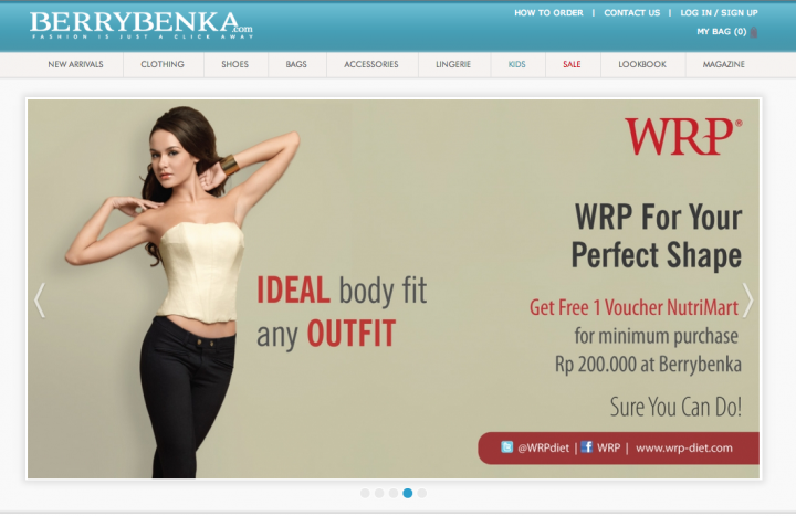 Berrybenka raises funding november 2013