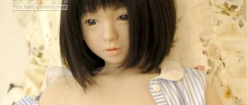 China controversy over child-like sex doll