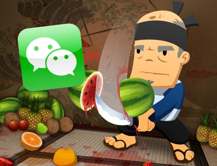 Fruit Ninja for WeChat