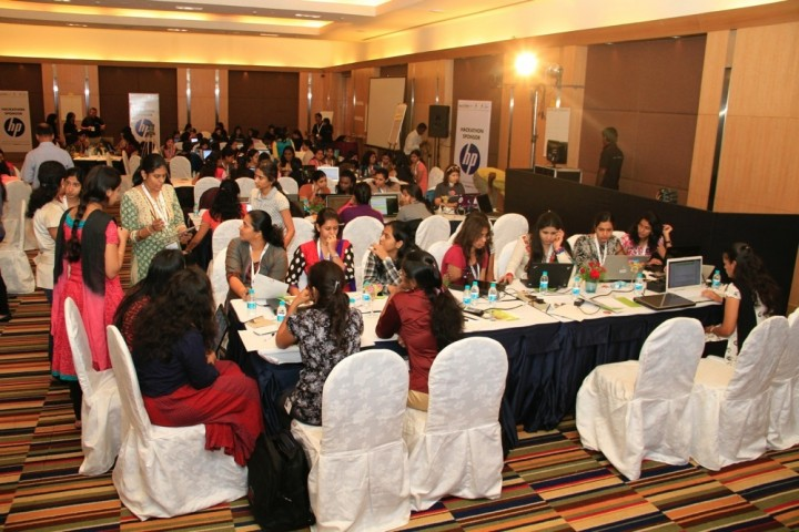 India's 'hackathon for women' tries to solve people's issues with technology - 1