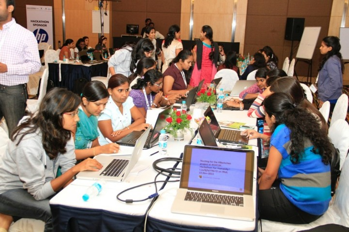 India's 'hackathon for women' tries to solve people's issues with technology - 5