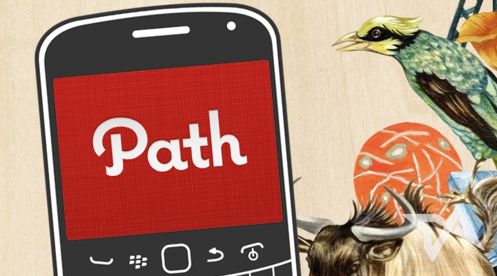 Path to get BlackBerry app next year, hopes for boost to 4 million users in Indonesia